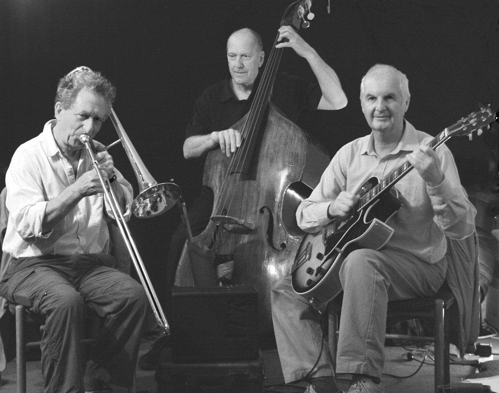 Jazz Times Three